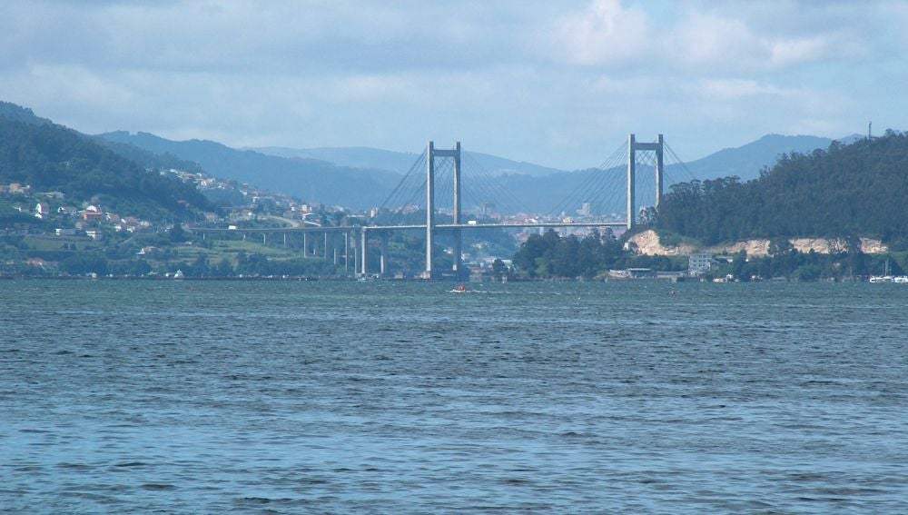 Imagen del Puente de Rande