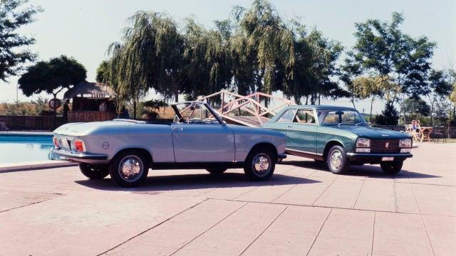 Peugeot 304 Cabriolet y Coupé