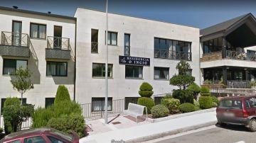 La residencia de O Incio, en Lugo, en la que se ha registrado el brote