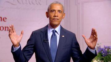 Barack Obama, en la Convención Demócrata