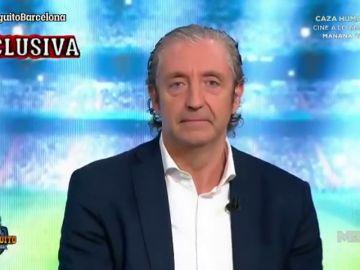 "Exclusiva de Josep Pedrerol: ""Si Messi llega gratis, Florentino Pérez le ficha mañana"""