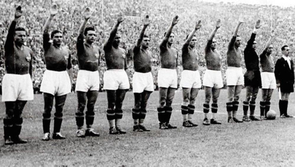 Selección italiana 1934