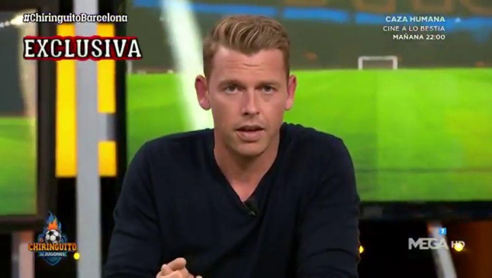 """Exclusiva de Jota Jordi: """"El Barça le ha dicho a Luis Suárez que se vaya"""""""