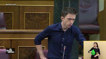 Vídeo manipulado - Sánchez, Álvarez de Toledo o Errejón buscan el amor entre sus compañeros del Congreso