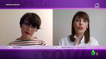 Thais Villas entrevista a Laura Valls, una española que vive en Seúl, Corea del Sur