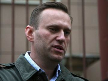 El opositor ruso Alexéi Navalni