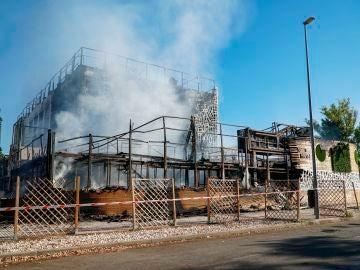 Hotel Sisu, un incendio y un ataque con granada de mano en menos de tres años