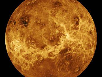 Simulación del planeta Venus