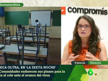 4.500 profesores nuevos, 20 niños por aula y un único tutor por clase: así plantean la vuelta al cole en Comunitat Valenciana