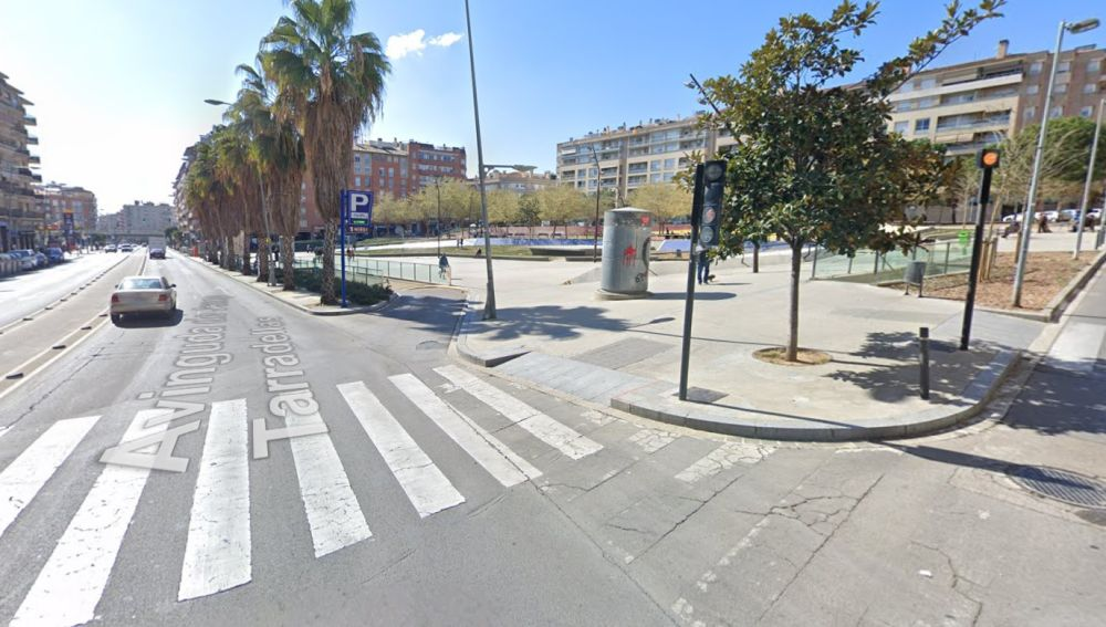 Avenida Tarradellas de Terrassa