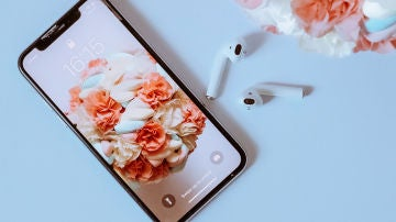 iPhone y AirPods