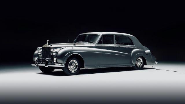 Rolls-Royce Phantom eléctrico