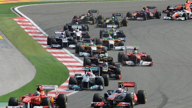 Turquía regresa al Mundial de Fórmula 1