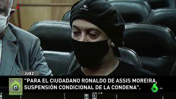 Ronaldinho es puesto en libertad tras cinco meses detenido en Paraguay