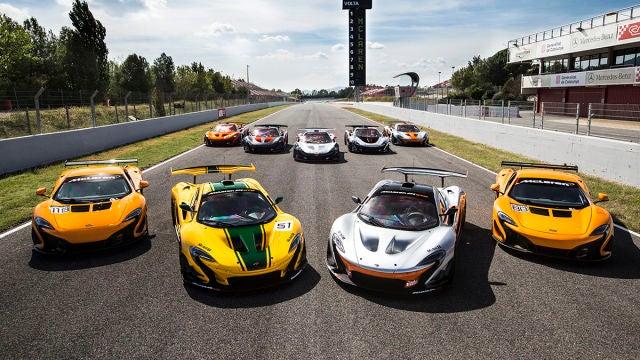 McLaren no está dispuesto a perder la carrera del peso en la era de lo híbridos