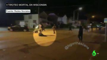 Mueren dos personas durante un tiroteo en la tercera noche de disturbios en Wisconsin