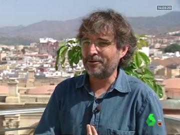 Jordi Évole presenta 'Eso que tú me das' en el Festival de Málaga