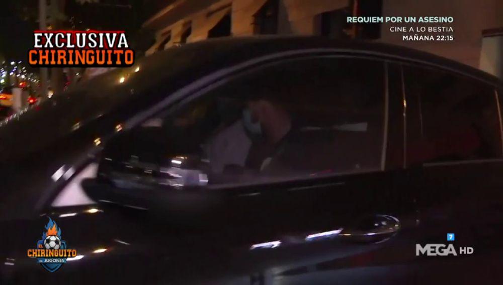 Primera imagen de Messi tras comunicar al Barça que quiere irse
