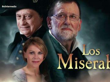 'Los Miserables', la secuela que explica la Operación Kitchen: El Intermedio analiza cómo fue el espionaje a Bárcenas