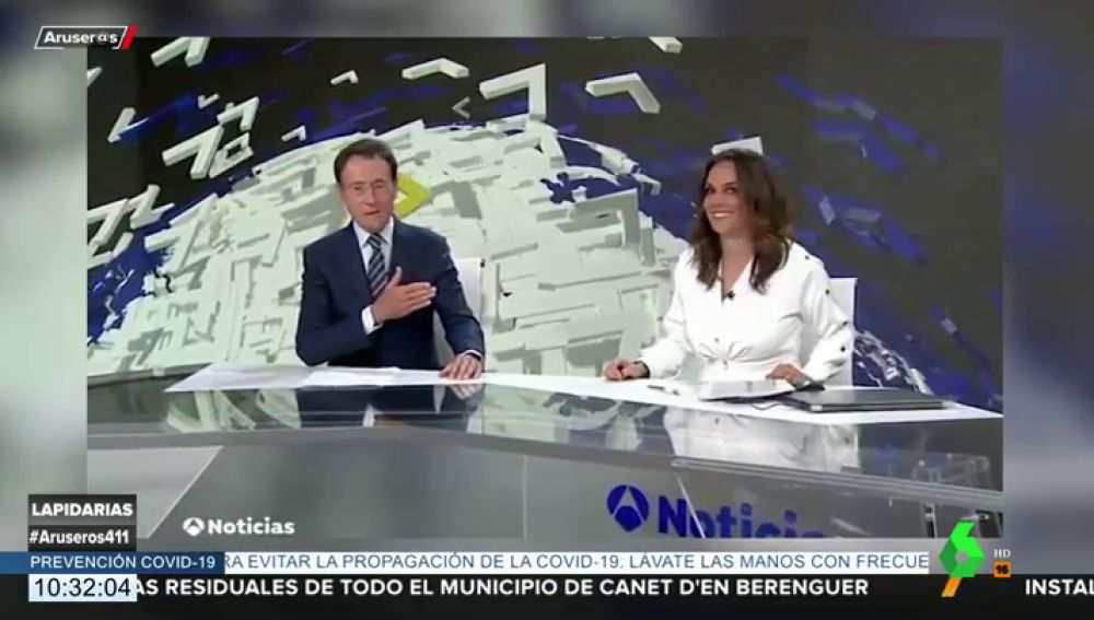 Mónica Carrillo ironiza sobre su cáncer haciendo un guiño a Matías Prats