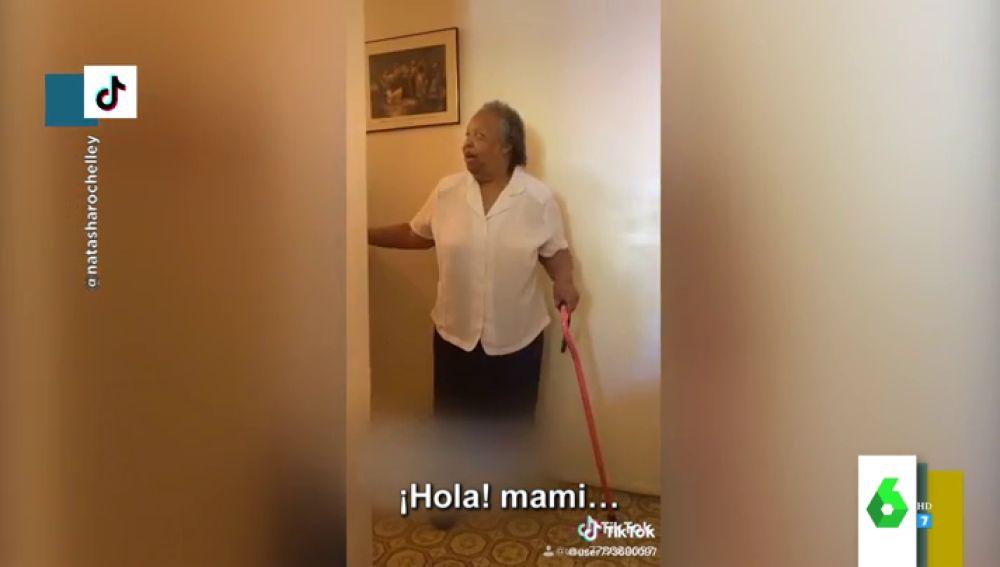 El sorprendente vídeo de Tik Tok de seis generaciones de mujeres de una familia: sí, aparece hasta la trastatarabuela