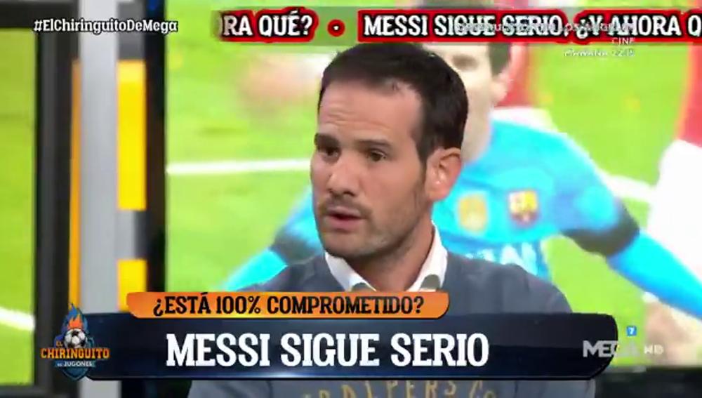 """Quim Domènech revela los detalles de la segunda reunión Messi-Koeman: """"Leo sigue teniendo dudas"""""""