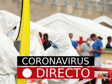 Coronavirus en España hoy: Noticias, casos y rebrotes, en directo