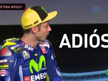 Valentino Rossi podría anunciar su retirada de MotoGP este fin de semana