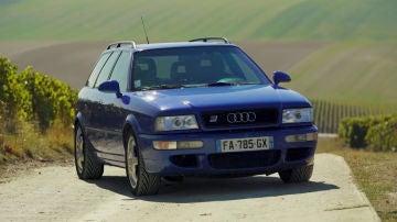 El Audi RS2 fue el que inició la gama RS