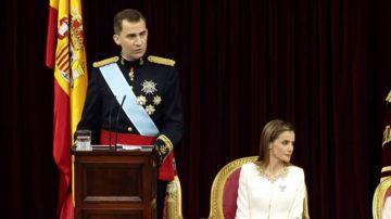 """La """"transparencia"""" que Felipe VI había prometido a España, 'empañada' por sus reacciones con el rey Juan Carlos"""