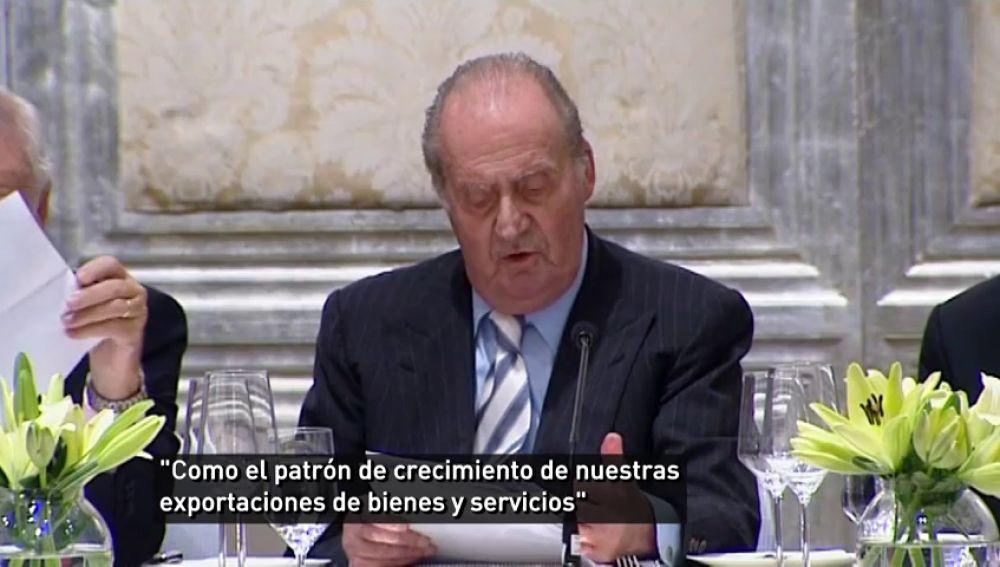 """Las """"imprudencias"""" del rey Juan Carlos: el día que la reina Sofía y Corinna viajaron en el mismo avión a Arabia Saudí"""