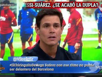 """Edu Aguirre, muy duro con Lionel Messi: """"Ha hecho el mayor ridículo de la historia del Barça"""""""