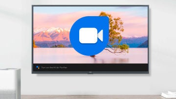 Google Duo en Android TV