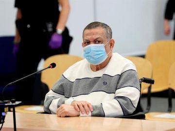 El militar salvadoreño retirado Orlando Inocente