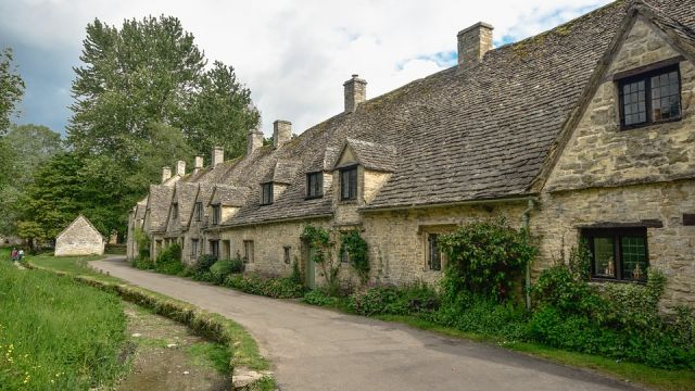 Arlintgon Road, Bibury