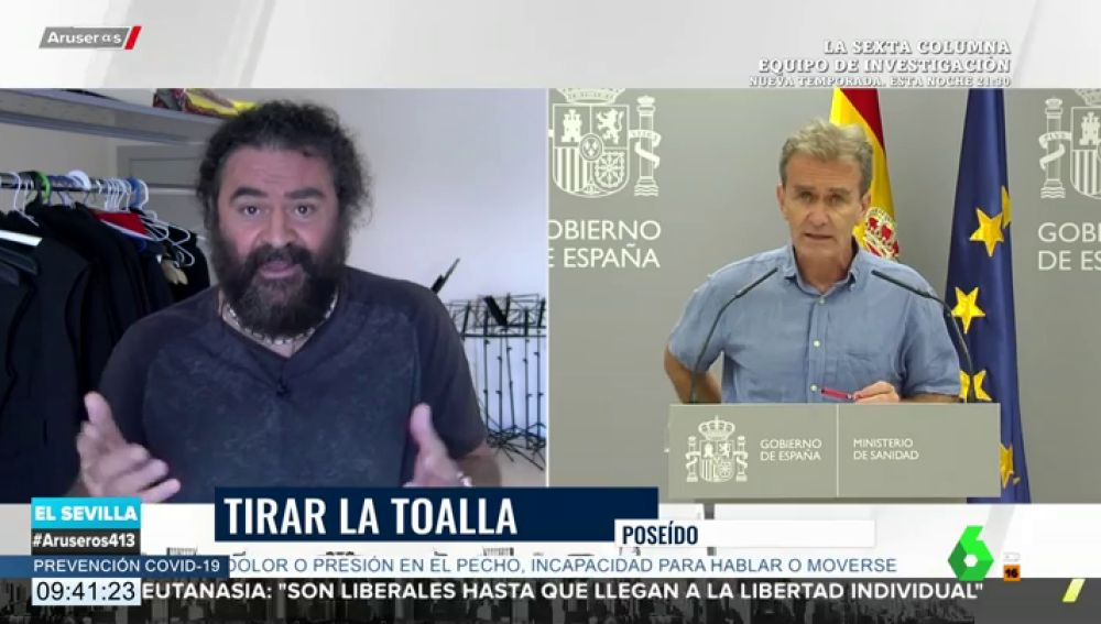 Simón nariz El Sevilla