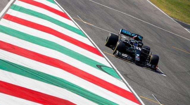 Lewis Hamilton consigue su 7ª pole