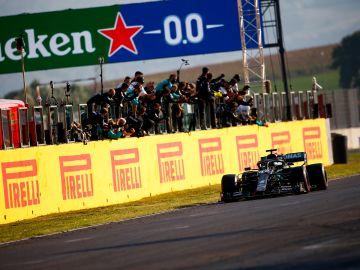 Sexta victoria de la temporada para Hamilton