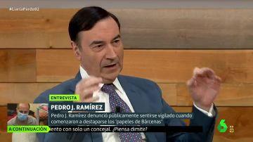 """Pedro J. Ramírez, en Liarla Pardo: """"La 'operación Kitchen' es el Watergate de Mariano Rajoy"""""""