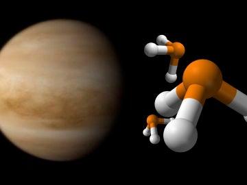 Detectan en Venus fosfina un gas que en la Tierra producen los seres vivos