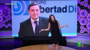 Cristina Gallego en El Intermedio