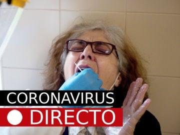 Coronavirus en España: Noticias de última hora y nuevos casos, en directo
