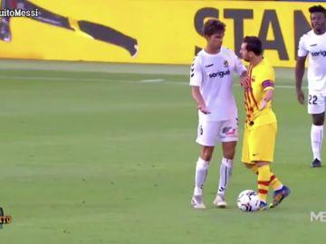 """Javi Ribelles relata su rifirrafe con Leo Messi: """"¡Deja de darme patadas, boludo!"""""""