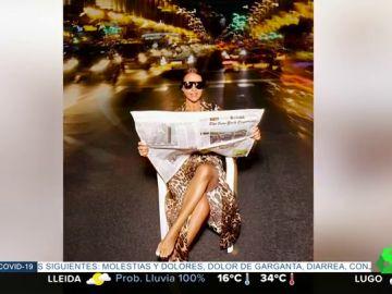 Paula Echevarría muestra el ajetreado 'making of' de su fotografía más arriesgada