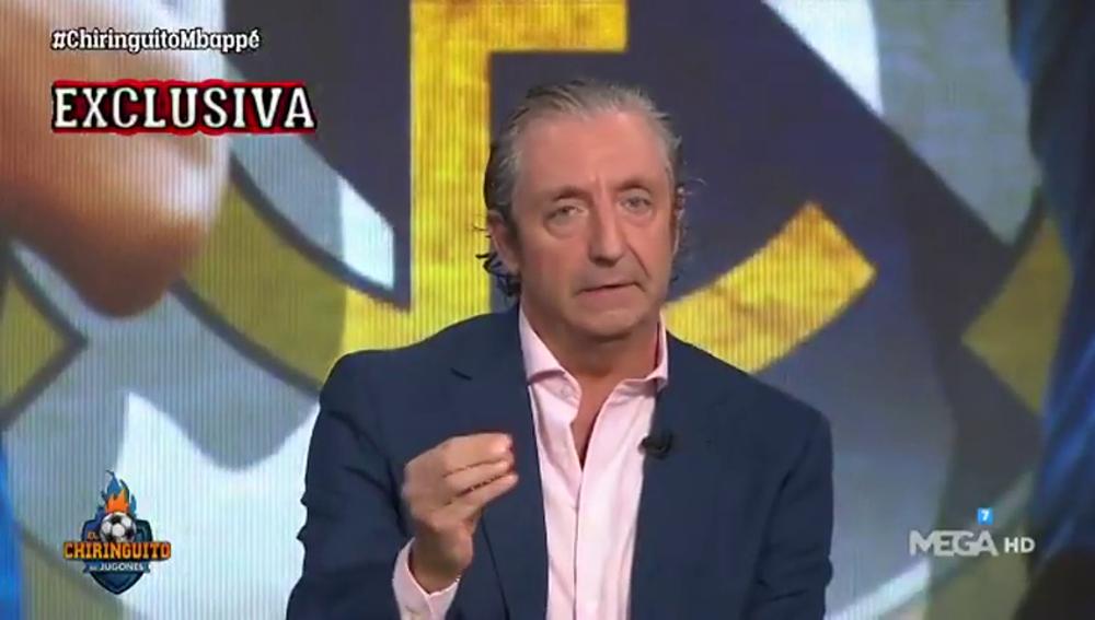 """Exclusiva de Pedrerol sobre Mbappé: """"Perdonaría dinero porque solo quiere ir al Madrid"""""""