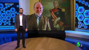 """Dani Mateo desmonta a la Fundación Francisco Franco tras """"amenazar con irse a un país libre"""" ante su posible ilegalización en España"""