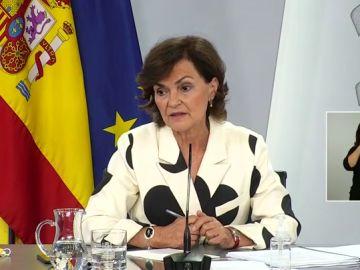 """El Gobierno aprueba la Ley de Memoria Democrática: """"Nunca más España puede perder sus libertades"""""""