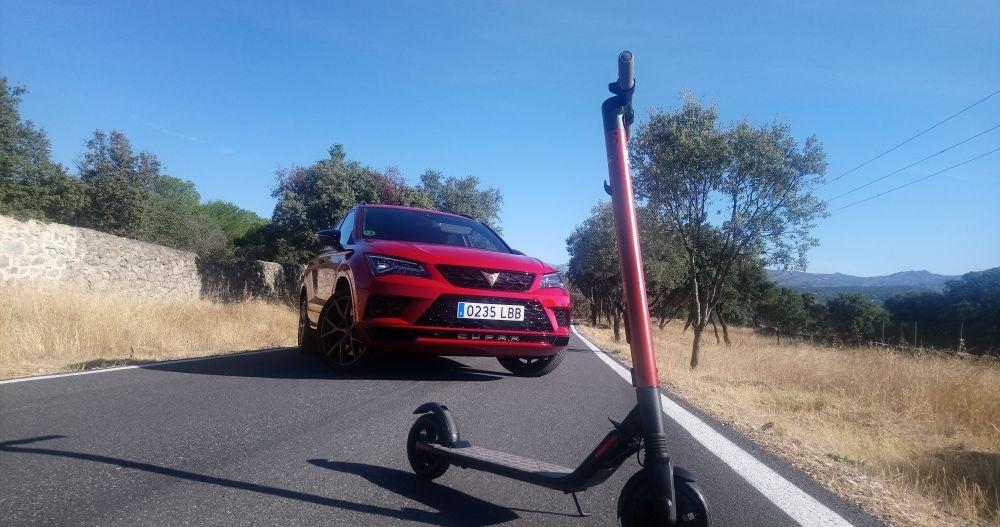 Cupra Ateca y Seat e-kickScooter