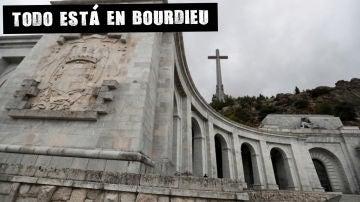 Imagen del Valle de los Caídos