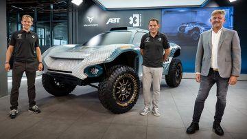 Cupra anuncia su participación en el Extreme E en la inauguración de su primer Cupra Garage en Europa